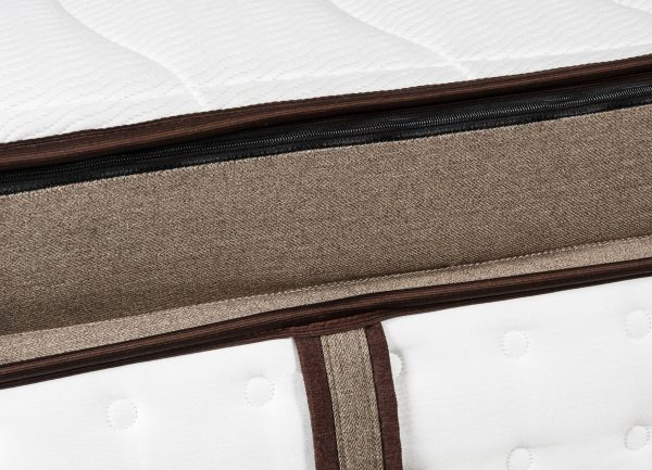 Von Viva Pocket Coil Mattress Detail View - Von Duchess
