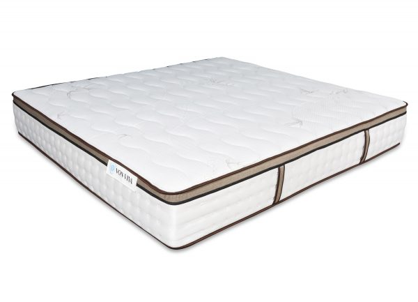 Pocket Coil Mattress - Von Empress