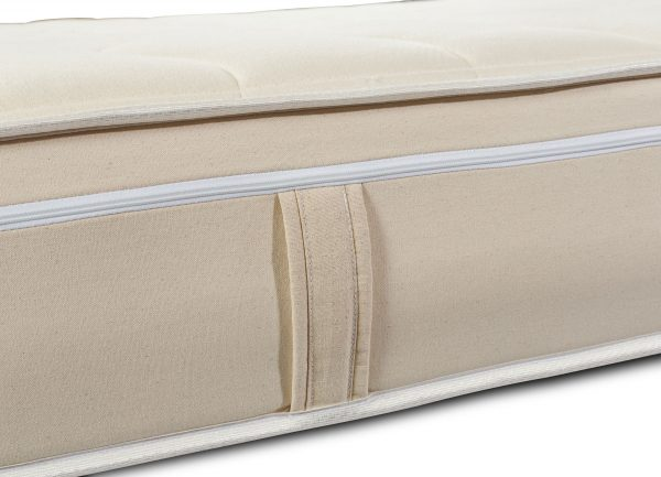 Von Viva Organic Mattress Side View