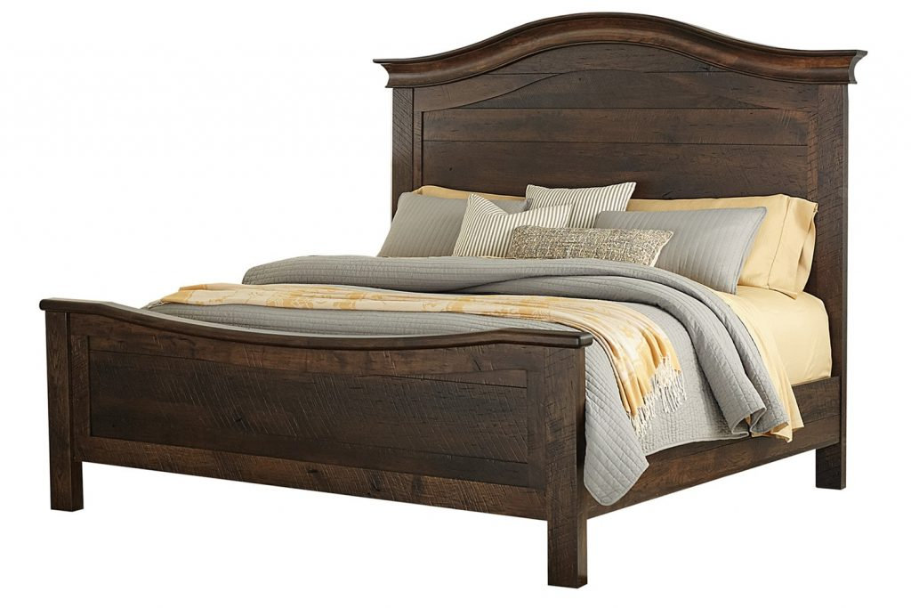 Farmhouse Rough Sawn Bed