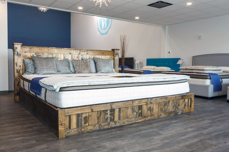 Benefits of King size and Oversized Mattresses